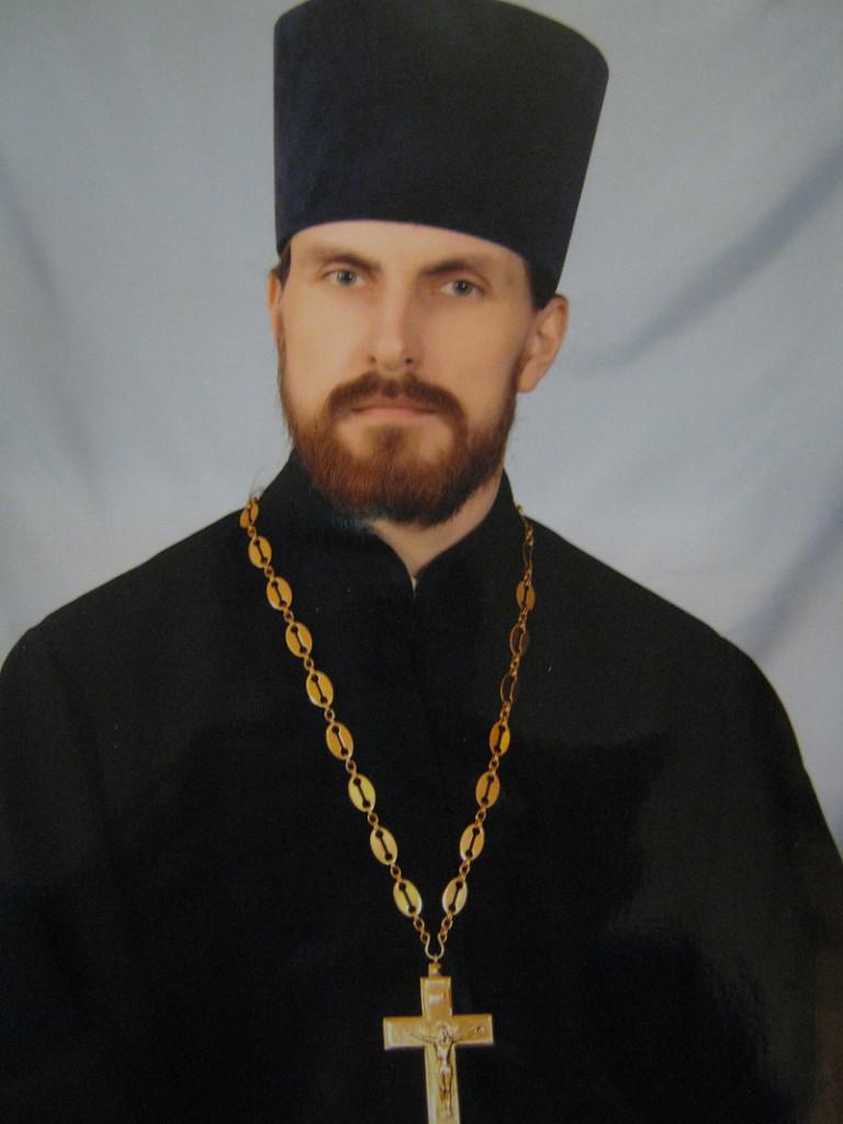 Протоиерей Андрей Клепча