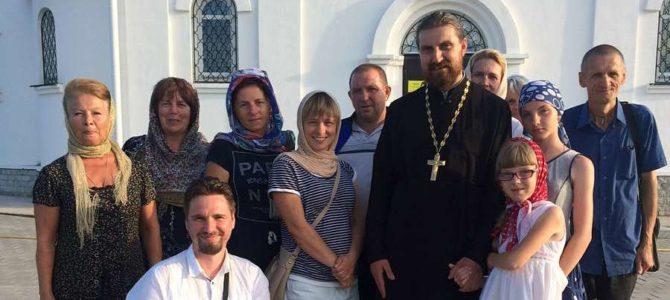 Паломническая поездка Мстиславль Могилев 2017